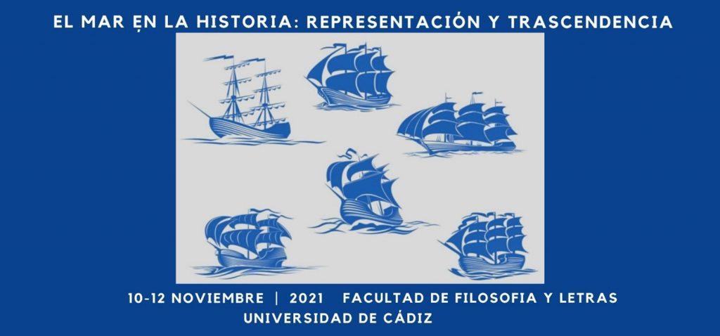 """V Simposio Internacional de Historia y Arqueología Marítima """"El mar en la historia: representació..."""